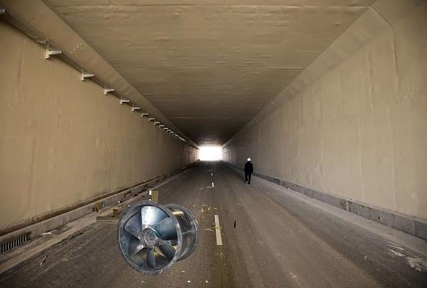 Dự án hầm đường bộ